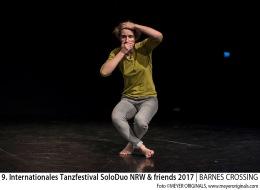 9. Internationales Tanzfestival SoloDuo NRW + Friends 2017 Künstl. Leitung: Ilona Pászthy & Kristóf Szabó Barnes Crossing